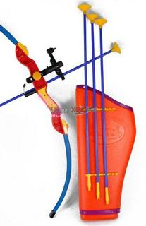 """32"""" Toy Archery Bow and Arrow Set for Kids - Four Suction"""
