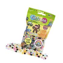 Toy / Game Perler Beads Glow in the Dark Bead Mix  with
