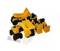 Toy State CAT Mini Machine Construction Toy Set  by Toystate