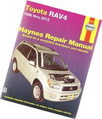 Toyota RAV4 1996-2012 Repair Manual