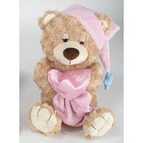 Toys R Us Plush Sleepy Bears - Pink