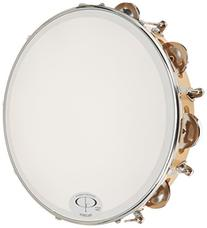 GP Percussion TP108 Professional Tunable Tambourine