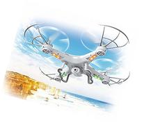 Top Race TR-Q511 4-Channel Quad Copter Drone with Camera, 1