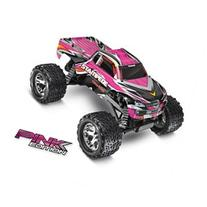 Traxxas Tra36054-1-Pink Pink Edition Stampede 1/10 Monster
