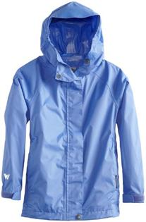 White Sierra Youth Trabagon Jacket, Horizon Blue, X-Large