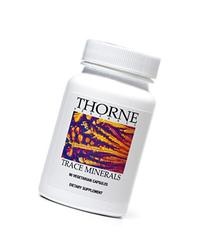 Thorne Research - Trace Minerals - Complex Trace Mineral