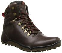 Vivobarefoot Women's Tracker Off-Road Trail Shoe,Dark Brown,