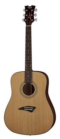 Dean Tradition Series Acoustic Guitar with Case - Gloss