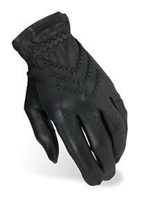 Heritage Traditional Show Gloves, Size 7, Black