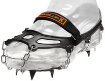 Hillsound Trail Crampon Traction Device, Black, X Large