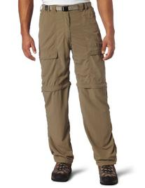 White Sierra Men's Trail Convertible Pant , Sage, Small