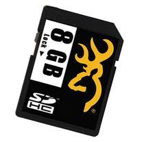 Browning Trail Camera 8 GB SD Card