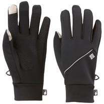 Columbia Men's Trail Summit Running Gloves, Black, Large/X-