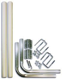 SeaSense Trailer Guide Pole Kit Only, 48