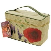 Ecotools Train Case / Cosmetic Bag By Alicia Silverstone /