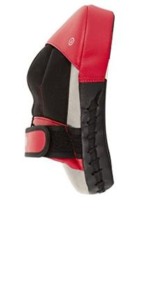 Hayabusa Pro Training Elevate Micro Focus Mitts - Black/Red