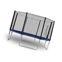 Zeny Trampoline Combo Bounce Jump Safety Enclosure Net W/