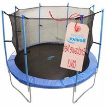 12' Trampoline Enclosure Safety Net Fits For 12 FT. Round