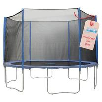 Upper Bounce Trampoline Enclosure Set - 14 ft