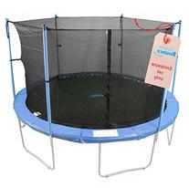 Trampoline Enclosure Set, to fit 14 FT. Round Frames, for 2