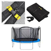 Yescom 13ft 4 Arch 8 Pole Round Trampoline Enclosure Net