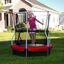 Skywalker 4-ft. Round Color and Counting Bouncer and