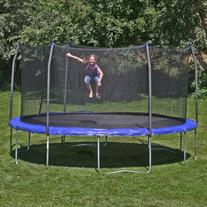 Skywalker Skywalker Trampolines 14-ft. Round Trampoline with