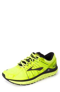 Men's Brooks 'Transcend 2' Running Shoe, Size 12.5 D - Green