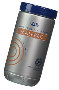 4Life Transfer Factor MalePro by 4Life - 90 soft gels
