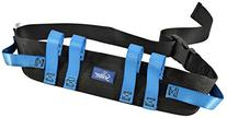Secure Transfer Walking Gait Belt with Six Hand Grips and