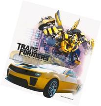"8"" Round ~ Transformers Bumblebee Birthday ~ Edible Image"