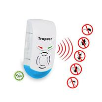 Trapest 3-in-1 Electromagnetic and Ultrasonic Pest Repeller