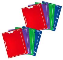 Mead Trapper Keeper 2-Pocket Portfolio, 12 x 9.38 x .12