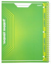 Mead Trapper Keeper Snapper Trapper Spiral Notebook, 1