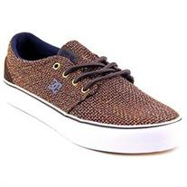 DC Shoes Trase TX LE Mens Suede Skateboarding
