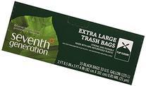 Seventh Generation 33 Gallon Large Trash Bags
