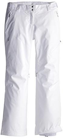 Spyder Women's The Traveler Athletic Fit Pant, White, 10-