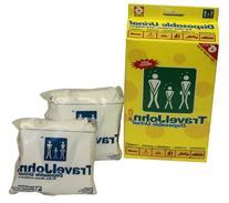TravelJohn-Disposable Urinal