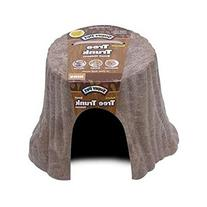 Super Pet Natural Tree Stump Hideout for Small Animals