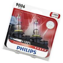Philips 9006 X-tremeVision Upgraded Headlight Bulb with up