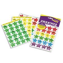 Trend : Stinky Stickers Variety Pack, Smiley Stars, Assorted