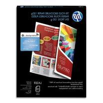 HEWQ6612A - HP Tri-Fold Laser Brochure Paper