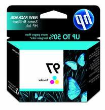 HP 97 Large Tri-color Inkjet Print Cartridge
