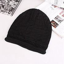LIFECART Women Girl Triangle Slouchy Knit Beret Beanie Hat