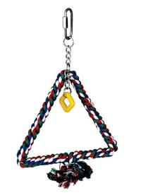 "Paradise Toys Small Triangle Swing, 6-Inch W by 9 ""L"