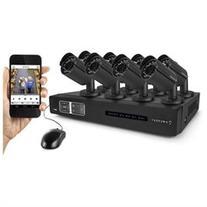 Amcrest 720P Tribrid HDCVI 8CH 2TB DVR Security Camera