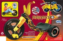 "The Original Big Wheel Tricycle Mid-Size SCORCHER 11"" Ride-"