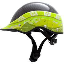 WRSI Trident Composite Kayak Helmet-Green/ArmyG-M/L