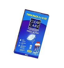 Clear Care Triple Action Cleaning & Disinfecting Solution 24