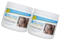 Triple Paste Medicated Ointment for Diaper Rash - Fragrance
